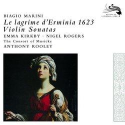 Biagio Marini: Le lagrime d'Erminia, 1623; Violin Sonatas
