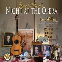 Jerry Willard's Night At The Opera