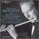 William Bennett plays Beethoven Flute Concerto
