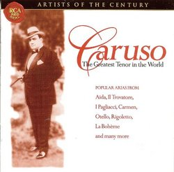 Artists Of The Century - Caruso, The Greatest Tenor In The World