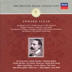 Elgar: Orchestral & Choral Works; Concertos [Box Set]