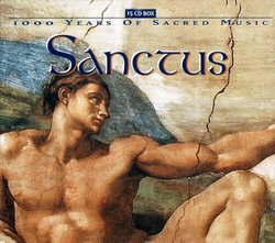 Sanctus: 1000 Years of Sacred Music (Box Set)