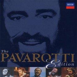The Pavarotti Edition (includes bonus disc with previously unreleased 1964 debut Decca recording session)