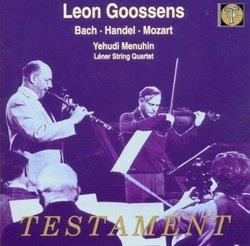 Leon Goossens Plays Bach, Handel, Mozart