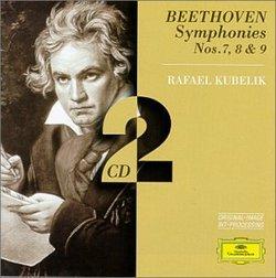 Beethoven: Symphonies Nos. 7, 8, 9