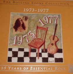 Time Life Presents The Rolling Stone Collection 1973-1975, 25 Years of Essential Rock
