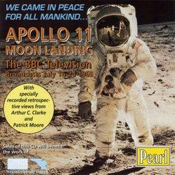 Apollo 11 Moon Landing (1969 BBC Television Coverage)
