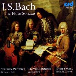 Bach: The Flute Sonatas