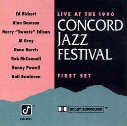 Live 1990 Concord Jazz: First Set