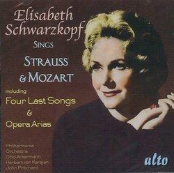 Elisabeth Schwarzkopf Sings Strauss & Mozart
