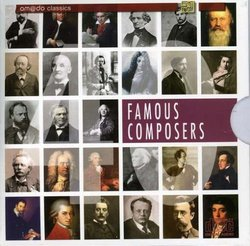 Famous Composers [Box Set]
