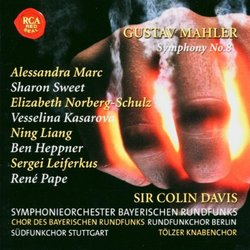 Gustav Mahler: Symphony No. 8 [Hybrid SACD]