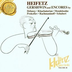 Heifetz Collection,Vol.40
