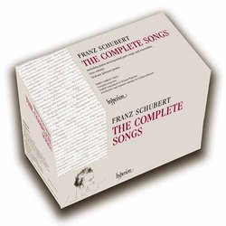 Franz Schubert: The Complete Songs