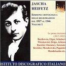 Jascha Heifetz 1917 - 1922