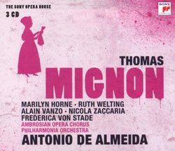 Thomas: Mignon (Complete)
