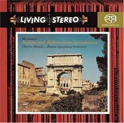 Mendelssohn: Italian & Reformation Symphonies [Hybrid SACD]