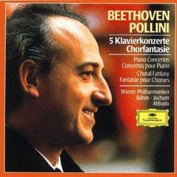 Complete Piano Concerti #1-5