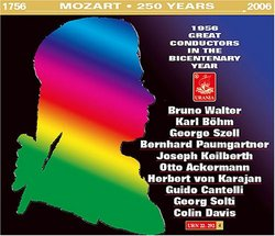 Great Conductors in the Bicentenary Year 1956