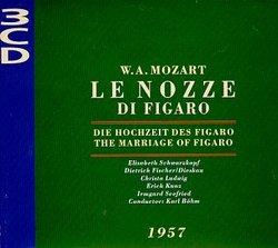 Mozart: Le Nozze di Figaro, K192 (The Marriage of Figaro)