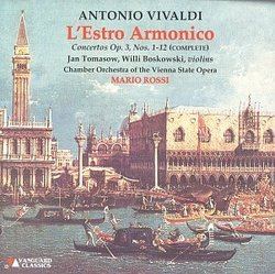 Antonio Vivaldi: L'Estro Armonico Op. 3, Nos. 1-12 Complete
