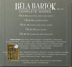 Bla Bart¢k - Complete Works [32 CD]