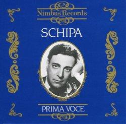 Nimbus Prima Voce: Tito Schipa