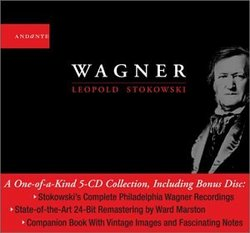 Richard Wagner: Leopold Stokowski