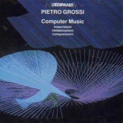 Computer Music / Pietro Grossi (Edipan)