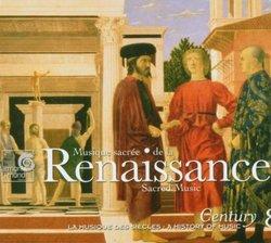 Musique sacrée de la Renaissance