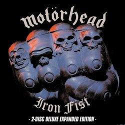 Iron Fist (Bonus CD) (Aniv) (Dlx) (Exp)