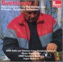 Svetlanov: Piano Concerto in C / Red Gelder-Rose
