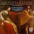 Richard Strauss: Josephslegende Suite/Symphonia Domestica