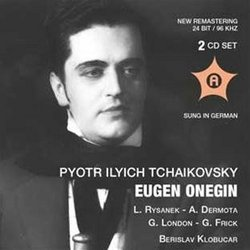 Tchaikovsky: Eugen Ongein