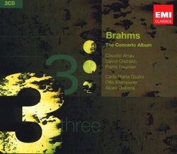 Brahms: The Concerto Album
