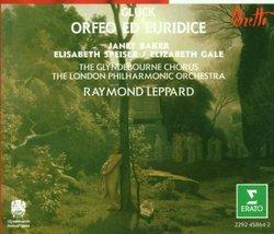 Gluck - Orfeo ed Euridice / J. Baker · E. Gale · Speiser · Leppard