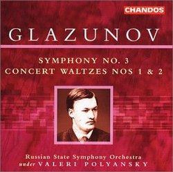 Symphony 3 / Concert Waltz 1 & 2