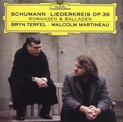 Bryn Terfel - Schumann: Liederkreis Op. 39, Romanzen & Balladen