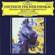 Schumann: Dichterliebe, Op. 48; Liederkreis, Op.39; 7 Lieder from Myrten, Op. 25 (Nos, 1-3, 7-8, 13, 24)