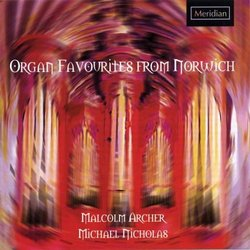 Organ Favourites From Norwich