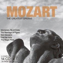 Mozart, The Greatest Operas [Box Set]