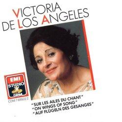 Victoria De Los Angeles: Sur Les Ailes Du Chant (On Wings of Song)
