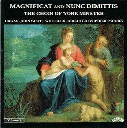 Magnificat And Nunc Dimittis, Vol. 9
