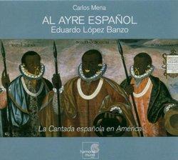 La Cantada española en América