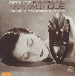 Hector Berlioz: Symphonie Fantastique - Orchestre de Paris / Christoph Eschenbach