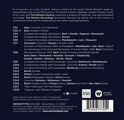 The Menuhin Century- The Historic Recordings (18CD)