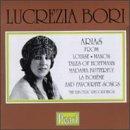 Lucrezia Bori: Arias