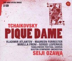 Tchaikovsky: Pique Dame (Complete)