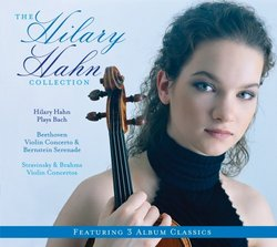 The Hilary Hahn Collection [Box Set]