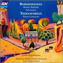 Tjeknavorian: Piano Concerto Op 4; Babadjanyan: Heroic Ballade
